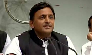 Akhilesh takes jibes at UP CM, says Adiyanath is one year older but much behind in work