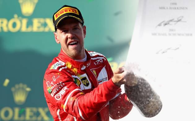 Sebastian Vettel (source: Getty)