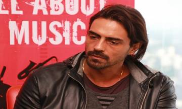 Arjun Rampal's take on 'Daddy':