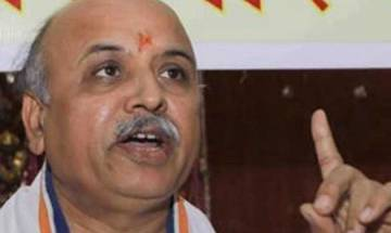 VHP leader Pravin Togadia asks Centre to enact law to build Ram temple in Ayodhya