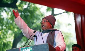 Lalu Prasad urges Mulayam Singh Yadav, Mayawati to come together for defeating BJP