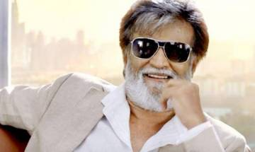 Protest due to cancellation of superstar Rajinikanth's trip to Sri Lanka