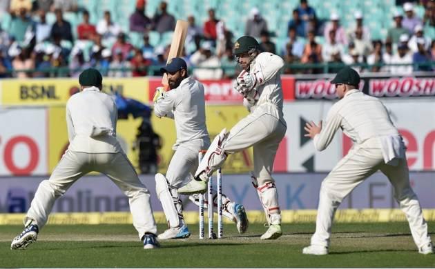Live | India vs Australia, 4th Test, Day 3: All eyes on Saha, Jadeja
