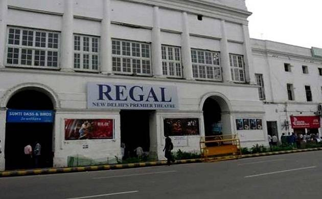 CP's iconic Regal Cinema shuts itself on 31st March (Source: Twitter)