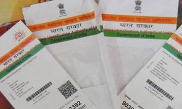 Supreme Court says Aadhaar card can't be mandatory for govt's welfare schemes