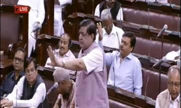 SP leader Naresh Agrawal defends Ravindra Gaikwad in Rajya Sabha