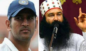 Govt rejects MS Dhoni, Dera chief Ram Rahim's name for Padma awards