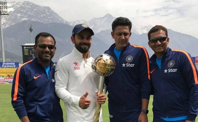 India retains ICC Test Championship mace, wins USD $ 1 million dollar prize money