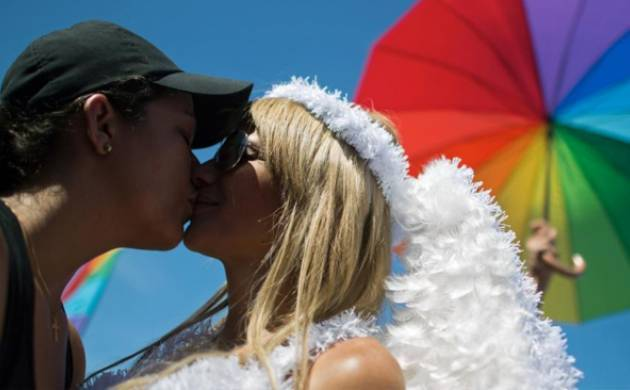Lesbian, gay and bisexual adolescents smokes more than any other (File Photo)