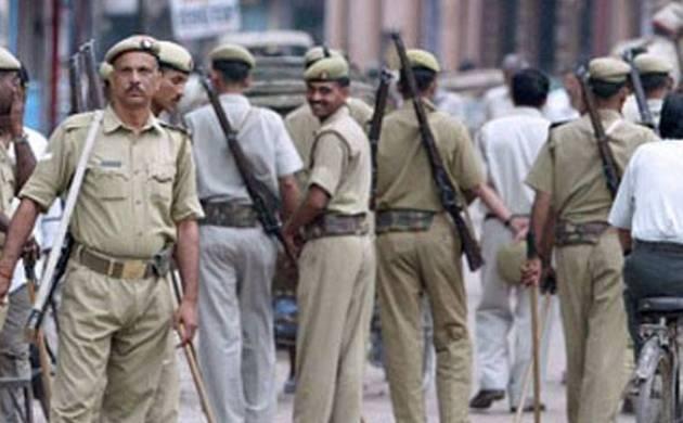 Uttar Pradesh Police (PTI Image)