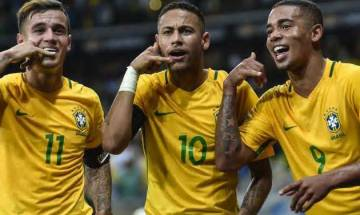 World Cup Qualifiers: Brazil qualifies for 2018, Messi-less Argentina crash