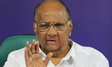 Stacks of old currency notes lying in cooperative banks: Sharad Pawar