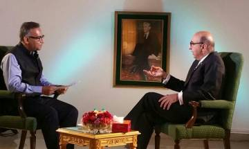 Abdul Basit: Pakistan ready for talks with India, Hurriyat not needed as third party | Watch exclusive interview at 9pm