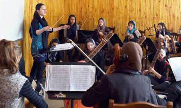 All-Female orchestra from Afghanistan tries to transform attitudes