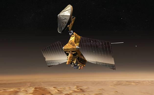 NASA Mars Mission: Reconnaissance Orbiter completes 50,000th orbit around red planet
