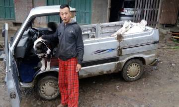 Swachh Bharat Mission: Nagaland traffic police constable offers personal van for garbage collection