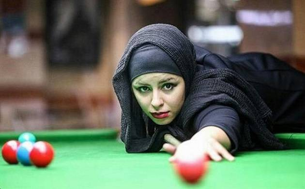 Iran Bans Women Billiards Players For Violating Islamic
