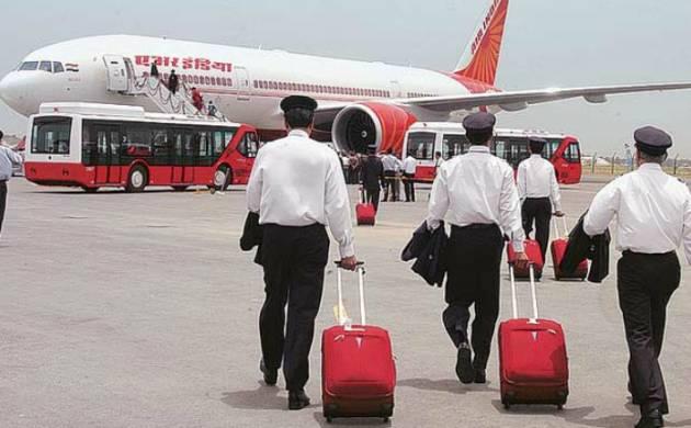 Pilot association objects suspended pilot Arvind Kathpalia's