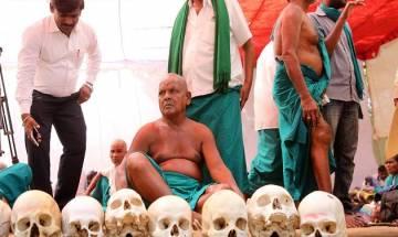 M K Stalin demands PM Modi to waive loans of Tamil Nadu farmers