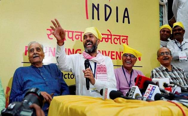 Relief for Yogendra Yadav's Swaraj India, HC to issue interim order on poll symbol