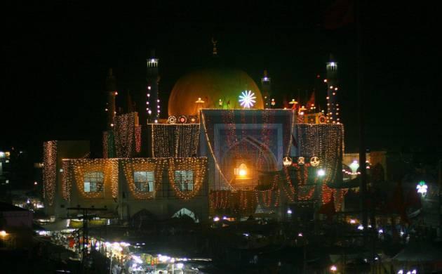 Representational Image of a Dargah in Pakistan - file photo