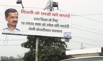 Did Delhi CM Kejriwal's frequent radio and print ads flout norms of political advertising?