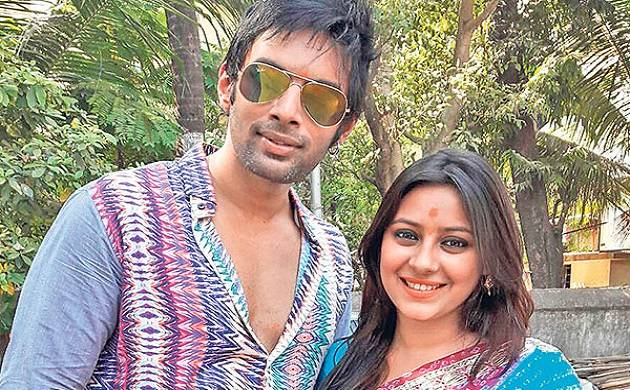 Pratyusha and Rahul Raj