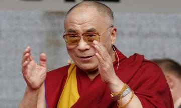 Dalai Lama likes to keep secret of his beautiful skin to himself
