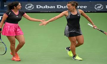 Miami Open: Sania Mirza, Barbora Strycova to lock horns against Dabrowski-Yifan pair in title clash