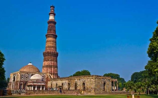 Qutub Minar lit up in blue to observe ninth Autism Awareness Day