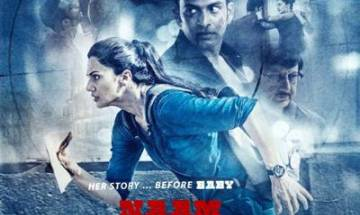 'Naam Shabana', Tapsee Pannu's recent release gets a weekend boost