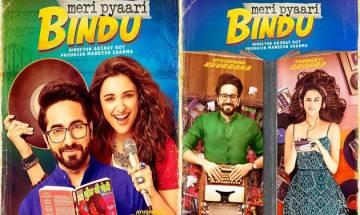 'Meri Pyaari Bindu' Teaser 1 out: Parineeti-Ayushmann's love story with 'Samosa-Chutney' twist
