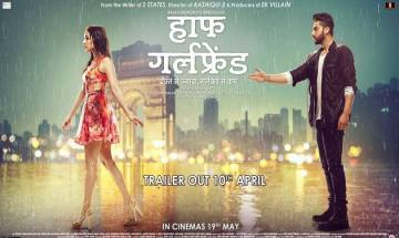 'Half Girlfriend' Motion poster released: Shraddha-Arjun-starrer reminds of Novel