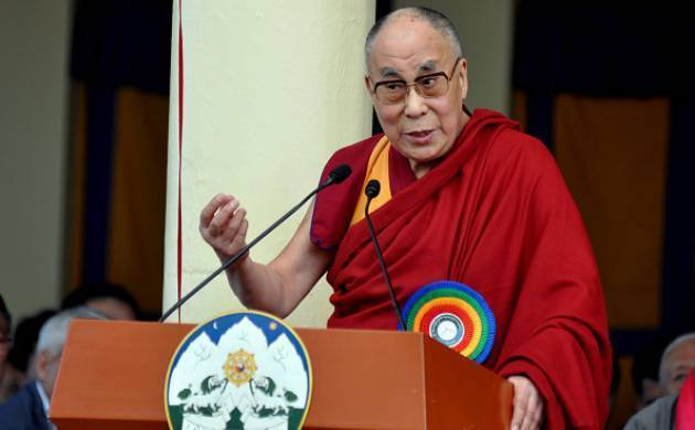 China rejects Dalai Lama's remarks of rise in military action coerced him to escape (File Photo)