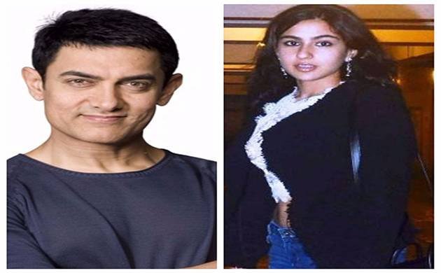 Aamir Khan wants to cast Sara Ali Khan for 'Thugs of Hindostan'