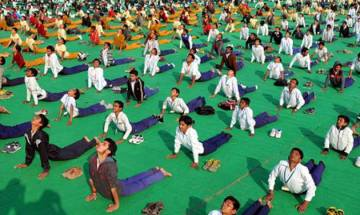 Kerala church says yoga not a medium to attain divine experience