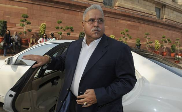 A file photo of industrialist Vijay Mallya.