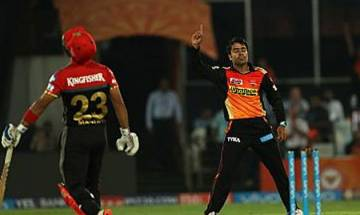 IPL 2017 | RCB vs SRH: Hyderabad defeat Bangalore by 35 runs in season opener