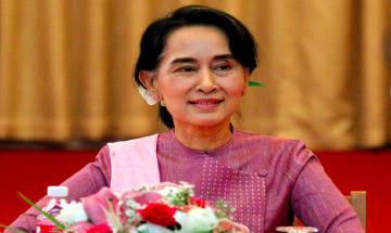 Aung San Suu Kyi: No ethnic cleansing of Rohingya Muslims