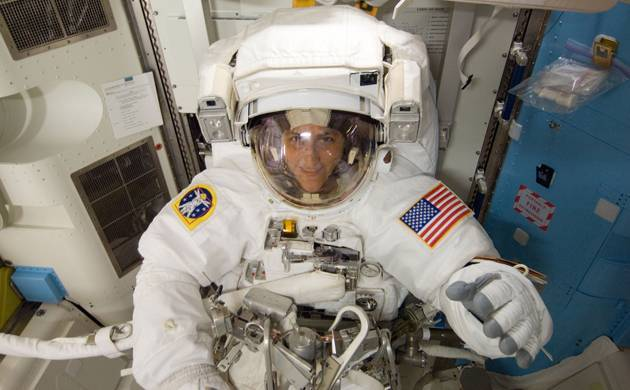 NASA Spacewoman Peggy Whitson given 3 extra months in orbit International Space Station