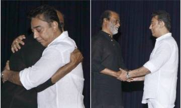Rajnikanth admits Kamal Haasan is the angriest person he knows