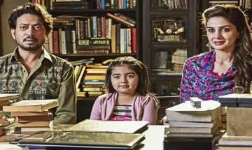 'Hindi Medium' : Watch Irrfan Khan, Saba Qamar pair up for satirical 'english class' comedy