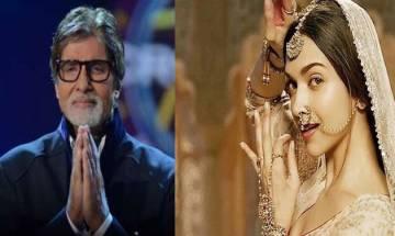 Amitabh Bachchan, Deepika Padukone, Priyanka Chopra top as the most desired celebrity travel buddies
