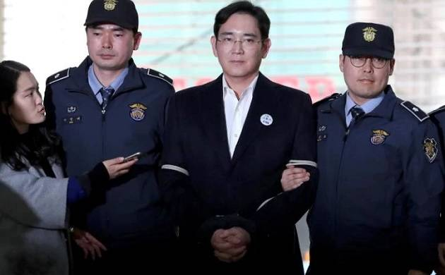 Vice Chairman of Samsung group Jay Y. Lee goes on trial in South Korea