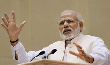 PM Narendra Modi praises India's jump of 12 places to 40th spot in tourism rankings