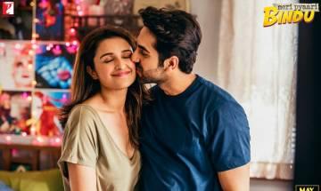 'Meri Pyaari Bindu' Teaser 5 out: Parineeti-Ayushmann's love saga in a 'mix-tape'