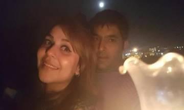 Kapil Sharma celebrates birthday with girlfriend Ginni Chatrath