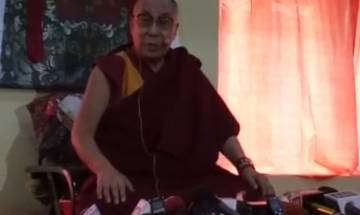 Exiled Tibetian leader Dalai Lama in Tawang: I admire Marxist equal system. But I'm totally against Leninism