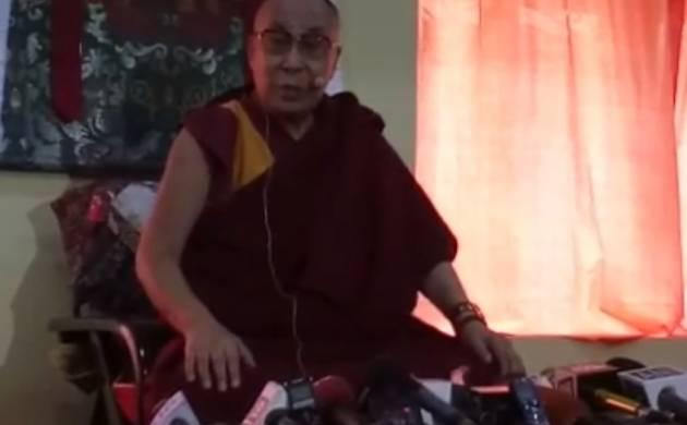 Dalai Lama in Tawang (Screengrab)