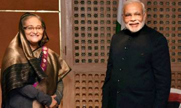 Faux pas: Chief protocol officer asks two Prime Ministers Modi, Hasina to step down